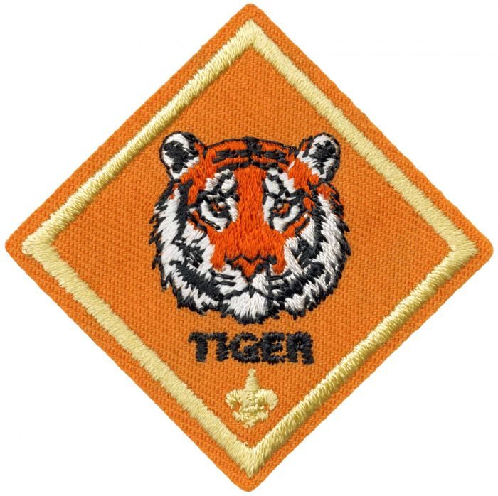 Tiger Scouts Book Drive